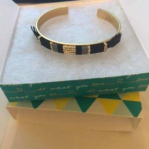NIB Stella & Dot Wisten Cuff bracelet